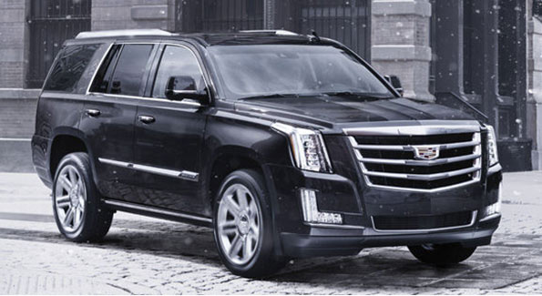 Escalade Esv 2017 Full