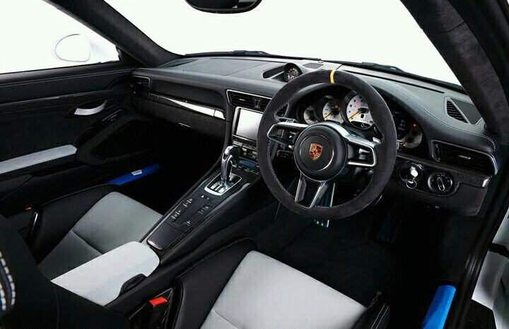The new 911 GT3 RS full