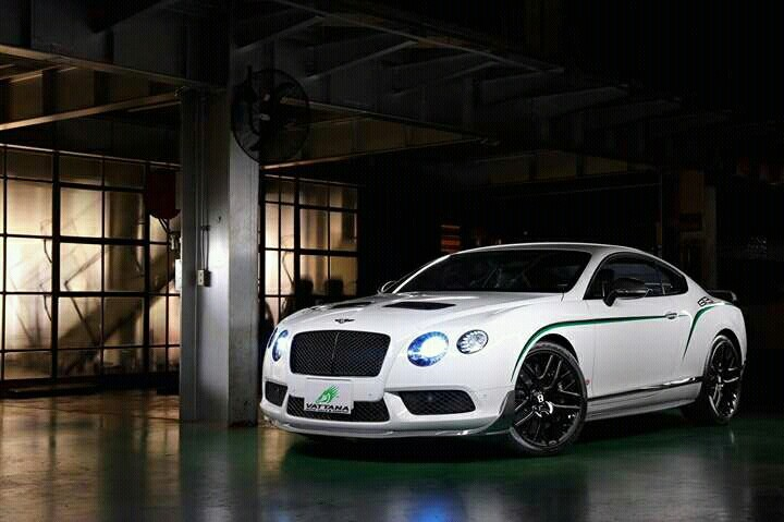 Bentley CONTINENTAL GT3R Full