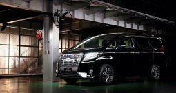 Alphard 2.5L Hybrid Executive Lounge
