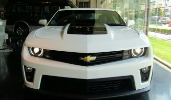 Camaro 6.2L ZL1 Coupe 2014 full