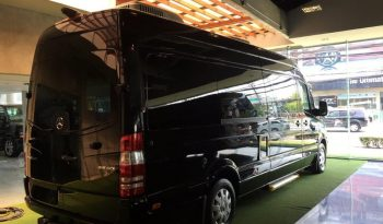 Benz Sprinter MOTORHOME (Kitchen) full